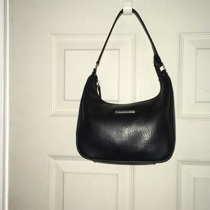 Handbags - Black Hand purse. Compact cute